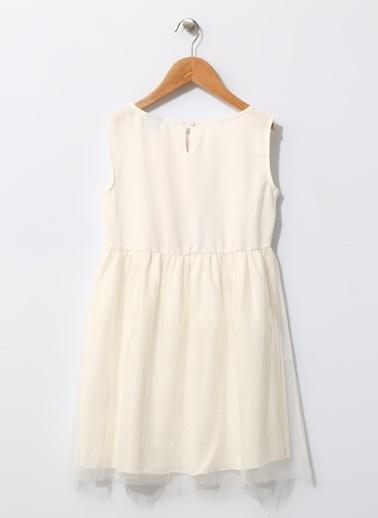 Limon Company Elbise Ekru